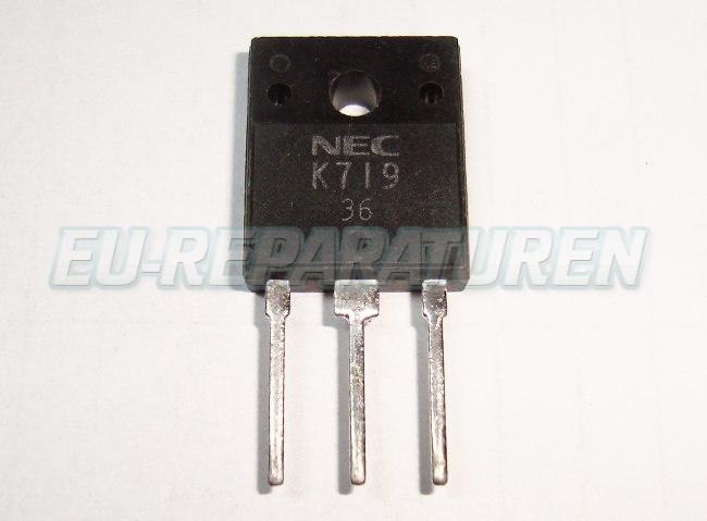 Weiter zum Artikel: NEC 2SK719 TRANSISTOR