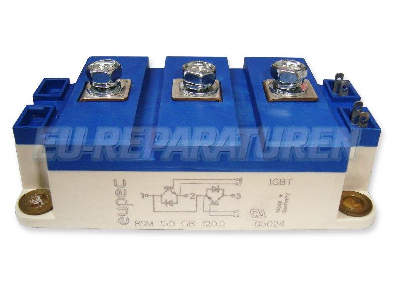 VORSCHAU: EUPEC BSM150GB120D IGBT MODULE