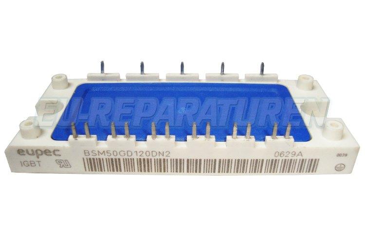 Weiter zum Artikel: EUPEC BSM50GD120DN2 IGBT MODULE