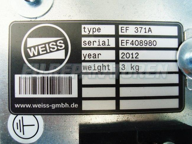 SHOP, Kaufen: WEISS EF371A SONSTIGES