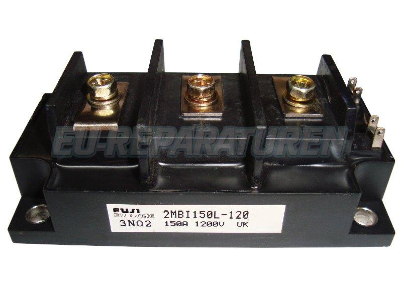 Weiter zum Artikel: FUJI ELECTRIC 2MBI150L-120 IGBT MODULE