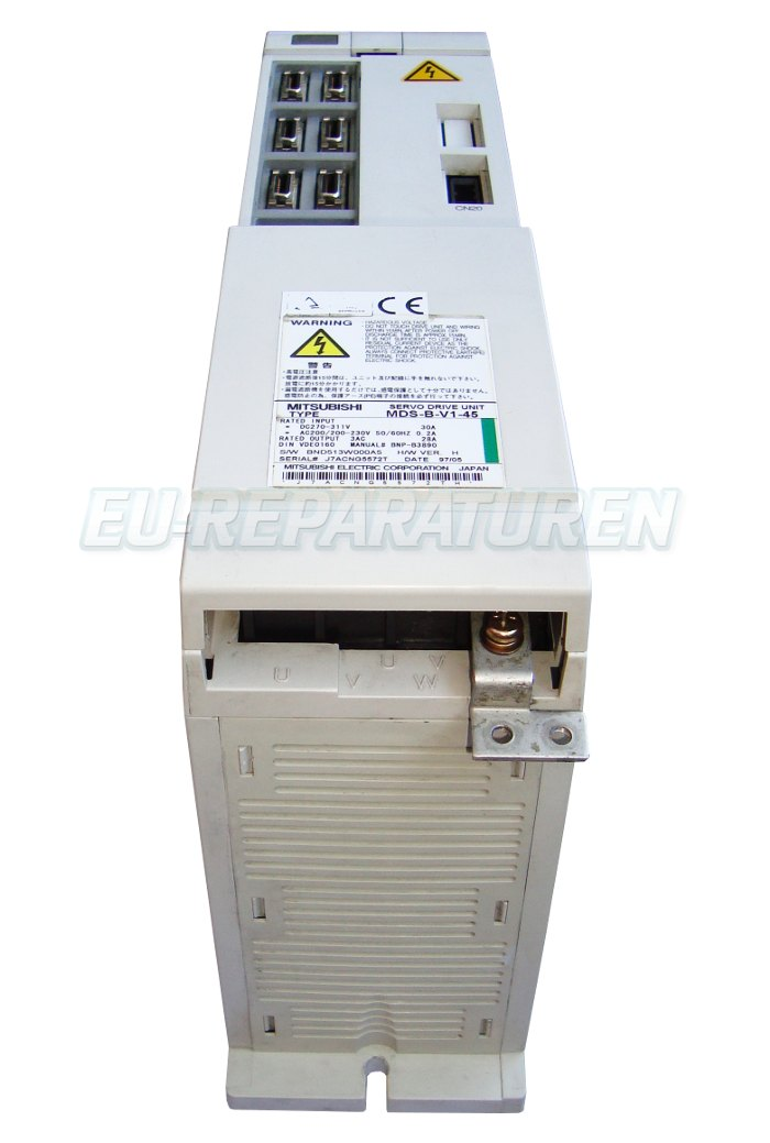 SHOP, Kaufen: MITSUBISHI ELECTRIC MDS-B-V1-45 FREQUENZUMFORMER