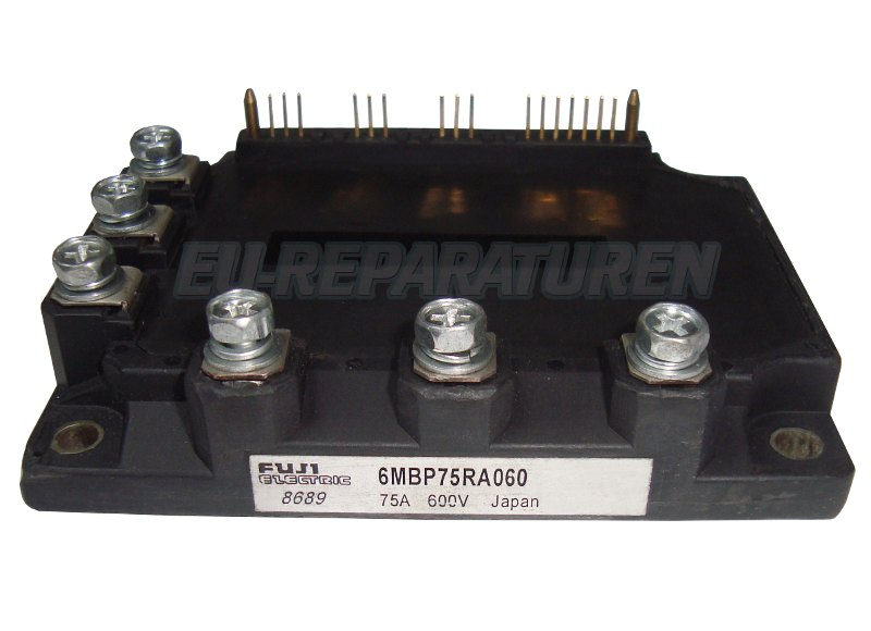 VORSCHAU: FUJI ELECTRIC 6MBP75RA060 IGBT MODULE