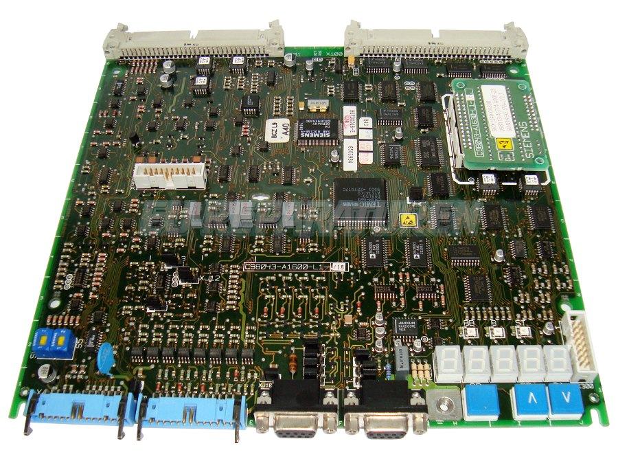 SHOP, Kaufen: SIEMENS C98043-A1600-L1-1 BOARD