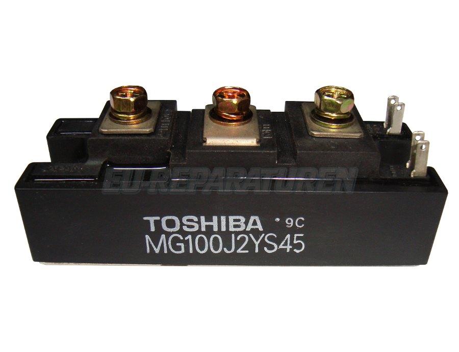 VORSCHAU: TOSHIBA MG100J2YS45 IGBT MODULE