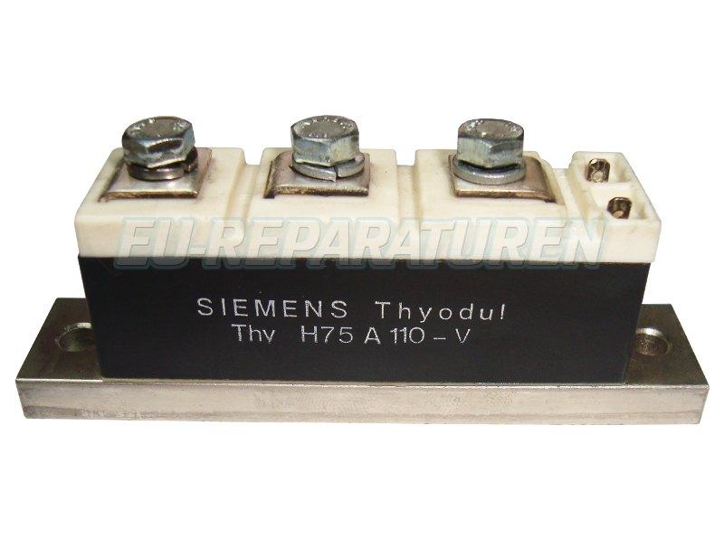 VORSCHAU: SIEMENS H75A110-V THYRISTOR MODULE