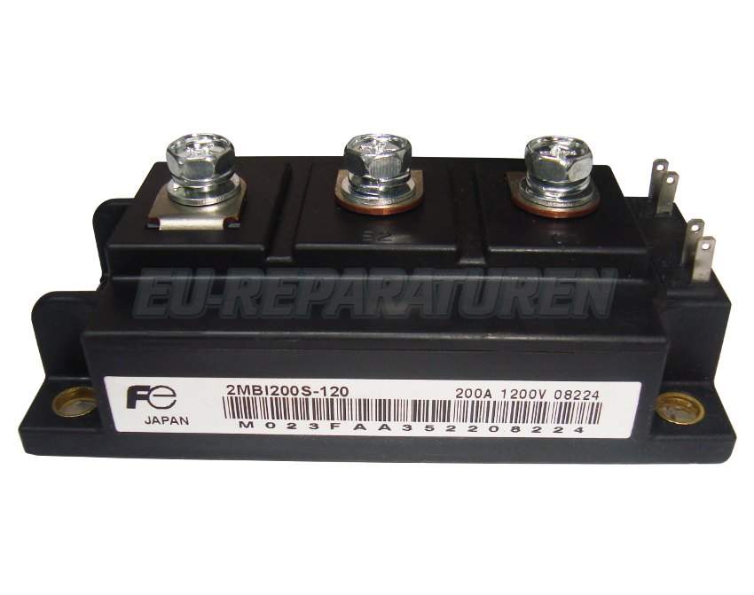 SHOP, Kaufen: FUJI ELECTRIC 2MBI200S-120 IGBT MODULE