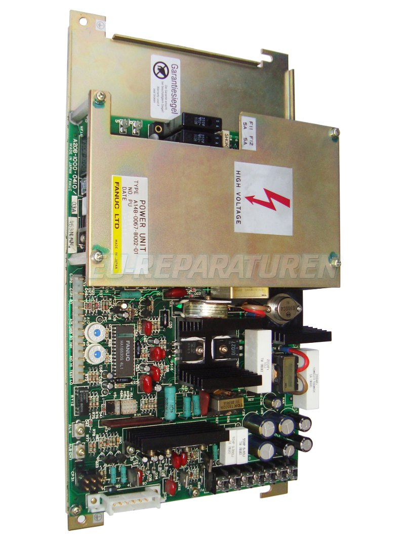 VORSCHAU: FANUC A14B-0067-B002-01 POWER SUPPLY