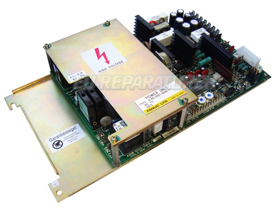 SHOP, Kaufen: FANUC A14B-0067-B002-01 POWER SUPPLY