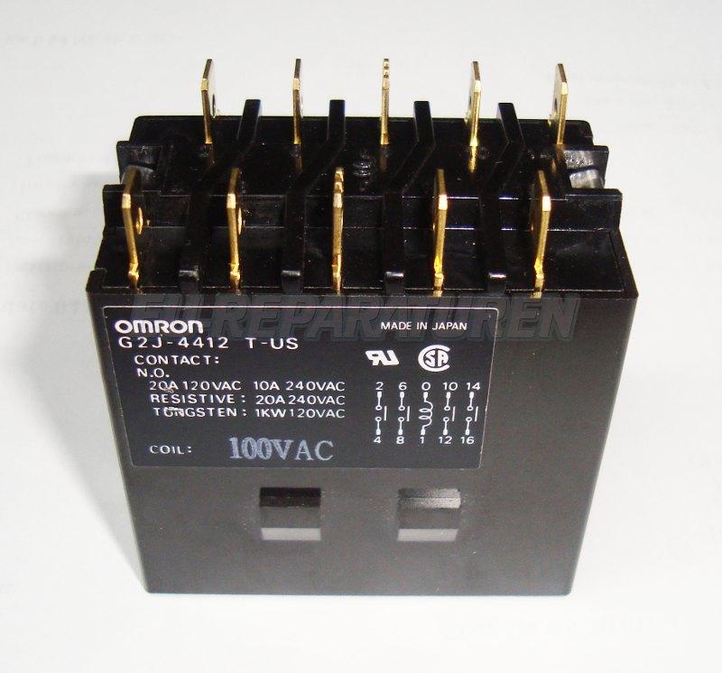 Weiter zum Artikel: OMRON G2J-4412-T-US KONTAKTOR