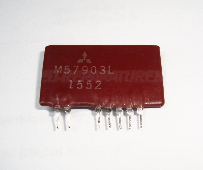 VORSCHAU: MITSUBISHI ELECTRIC M57903L HYBRID IC