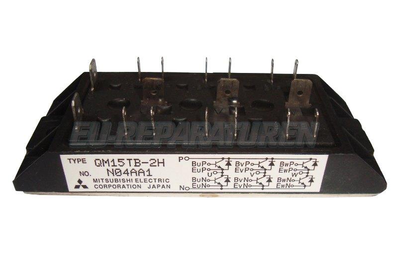 SHOP, Kaufen: MITSUBISHI ELECTRIC QM15TB-2H TRANSISTOR MODULE