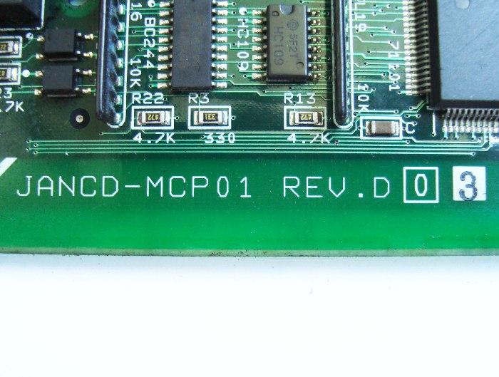 SHOP, Kaufen: YASNAC JANCD-MCP01 BOARD