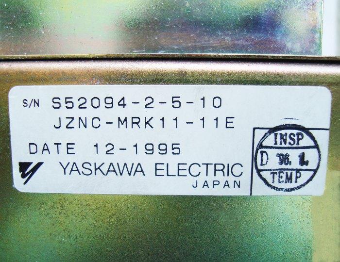 SHOP, Kaufen: YASKAWA JZNC-MRK11-11E SONSTIGES
