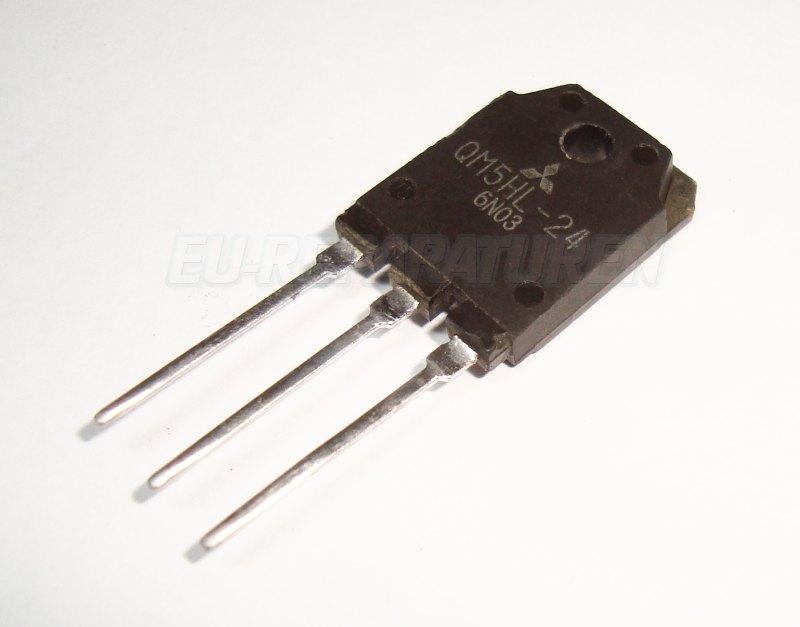 Weiter zum Artikel: MITSUBISHI ELECTRIC QM5HL-24 TRANSISTOR