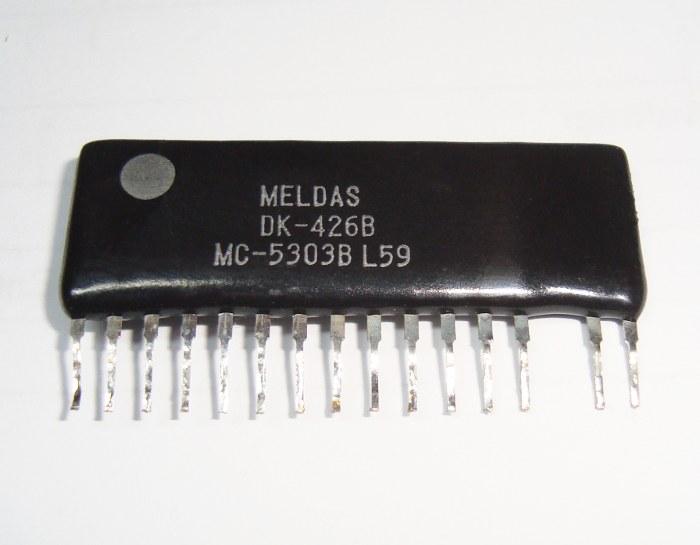 Weiter zum Artikel: MITSUBISHI ELECTRIC DK-426B HYBRID IC