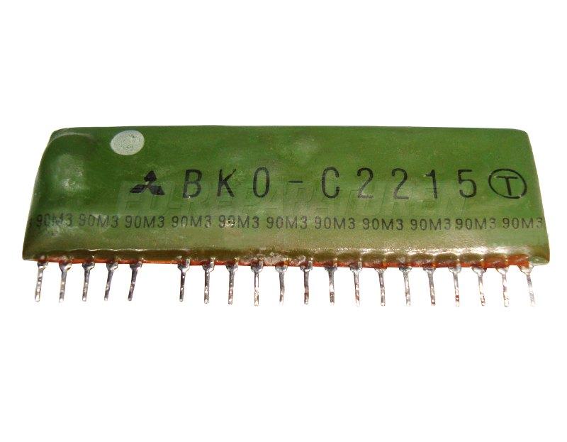 Weiter zum Artikel: MITSUBISHI ELECTRIC BKO-C2215 HYBRID IC