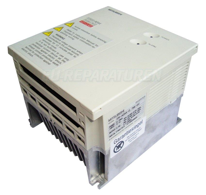 VORSCHAU: MITSUBISHI ELECTRIC FR-A044-0.75K-EC FREQUENZUMFORMER