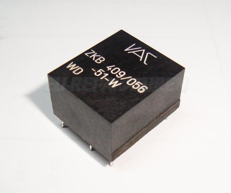 Weiter zum Artikel: VAC ZKB409/056-51-W STROMWANDLER