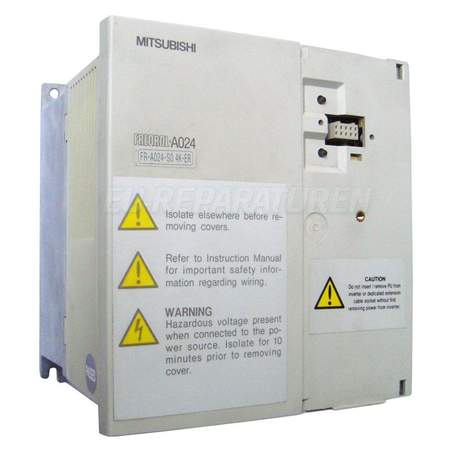 SHOP, Kaufen: MITSUBISHI ELECTRIC FR-A024-S0.4K-ER FREQUENZUMFORMER