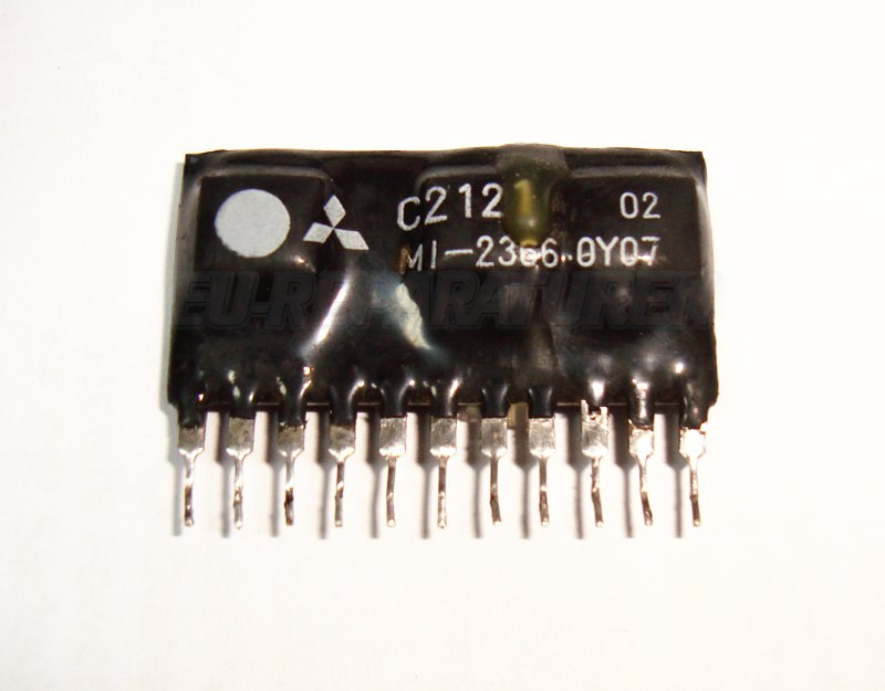 VORSCHAU: MITSUBISHI ELECTRIC MI-2366 HYBRID IC