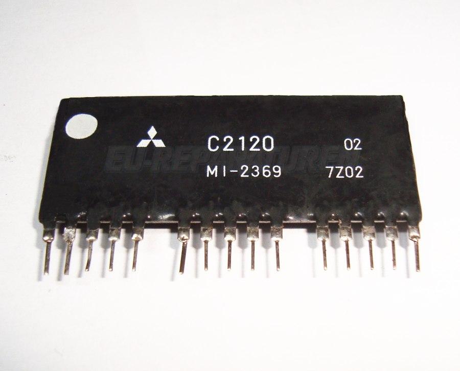 VORSCHAU: MITSUBISHI ELECTRIC MI-2369 HYBRID IC