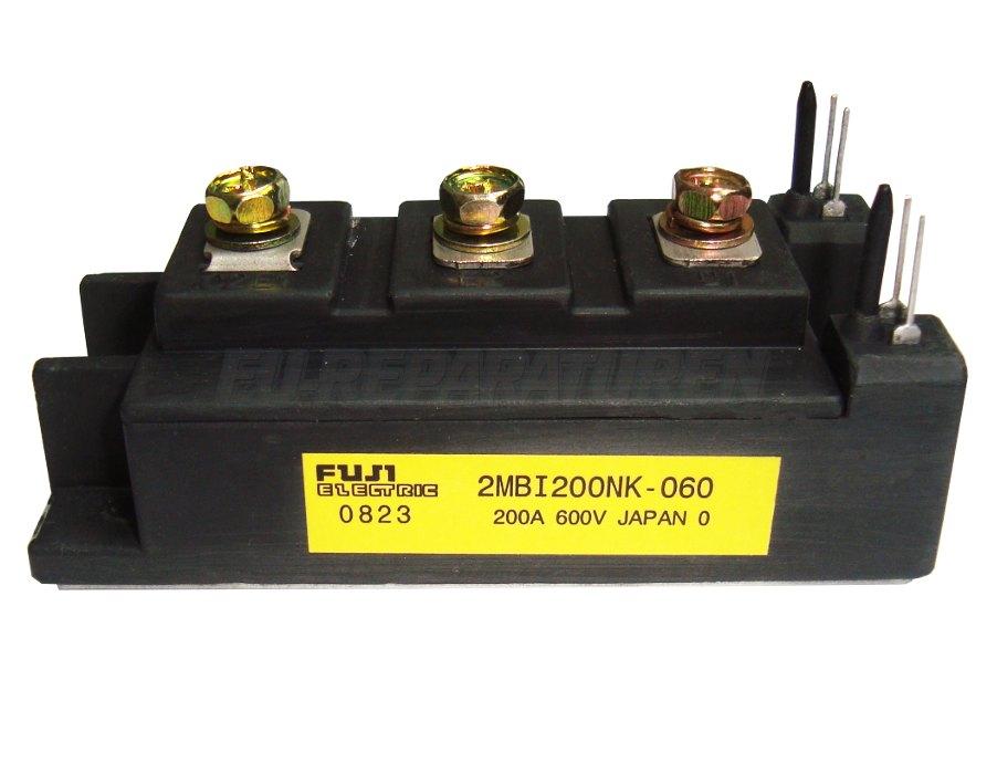Weiter zum Artikel: FUJI ELECTRIC 2MBI200NK-060 TRANSISTOR MODULE