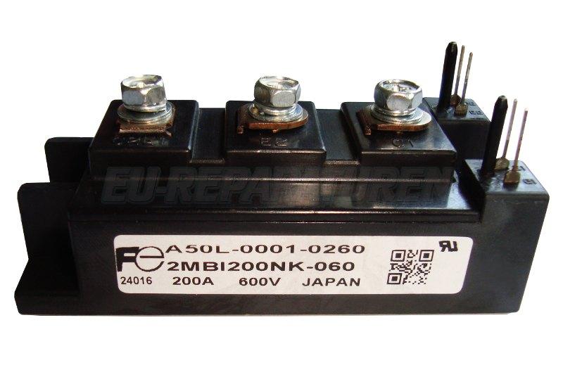 VORSCHAU: FUJI ELECTRIC 2MBI200NK-060 TRANSISTOR MODULE