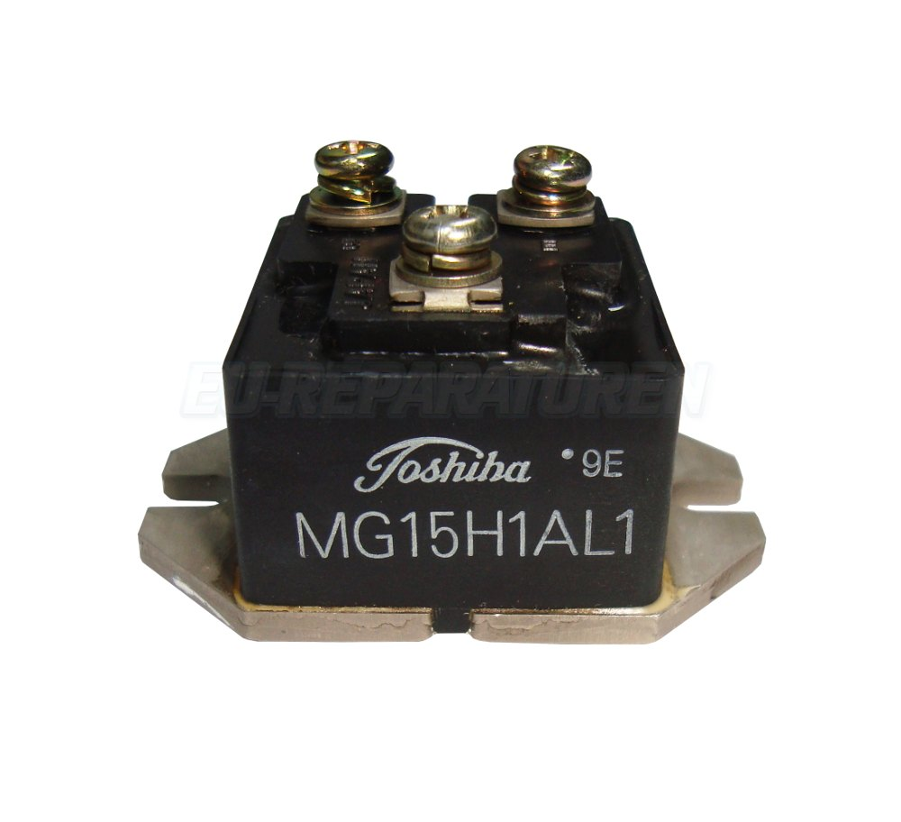 VORSCHAU: TOSHIBA MG15H1AL1 TRANSISTOR MODULE