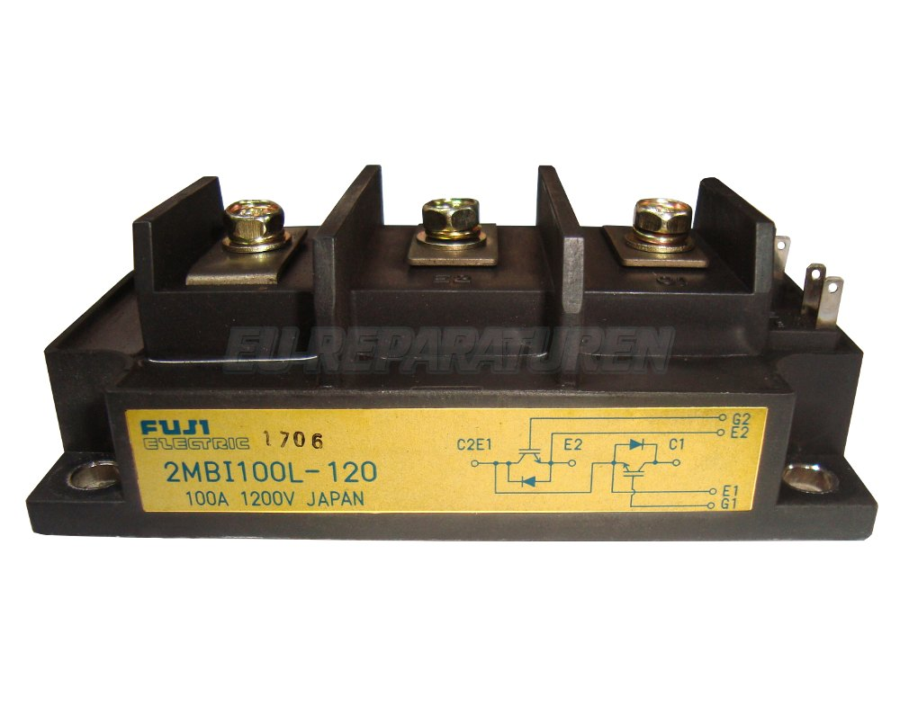 SHOP, Kaufen: FUJI ELECTRIC 2MBI100L-120 IGBT MODULE