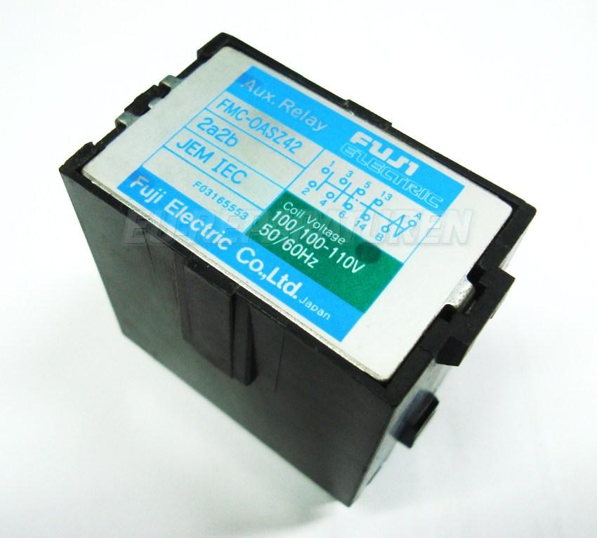 Weiter zum Artikel: FUJI ELECTRIC FMC-0ASZ42-2A2B KONTAKTOR