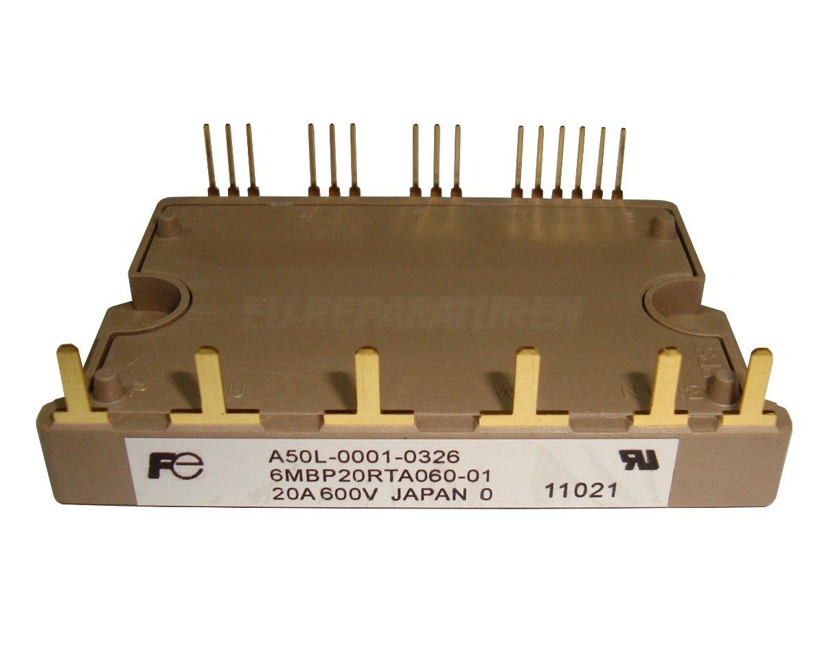 VORSCHAU: FUJI ELECTRIC 6MBP20RTA060-01 IGBT MODULE