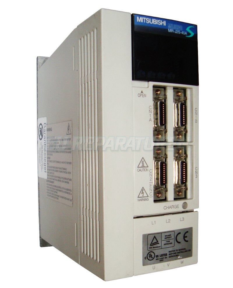 SHOP, Kaufen: MITSUBISHI ELECTRIC MR-J2S-40A FREQUENZUMFORMER
