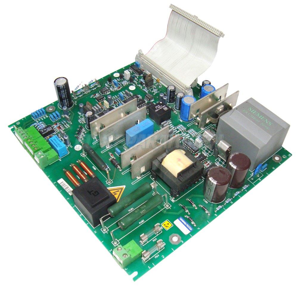 VORSCHAU: SIEMENS C98043-A1608-L1-08 BOARD
