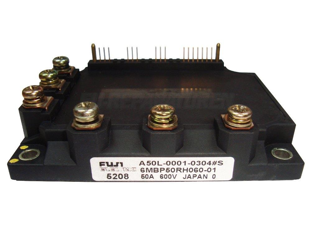 Weiter zum Artikel: FUJI ELECTRIC 6MBP50RH060-01 IGBT MODULE