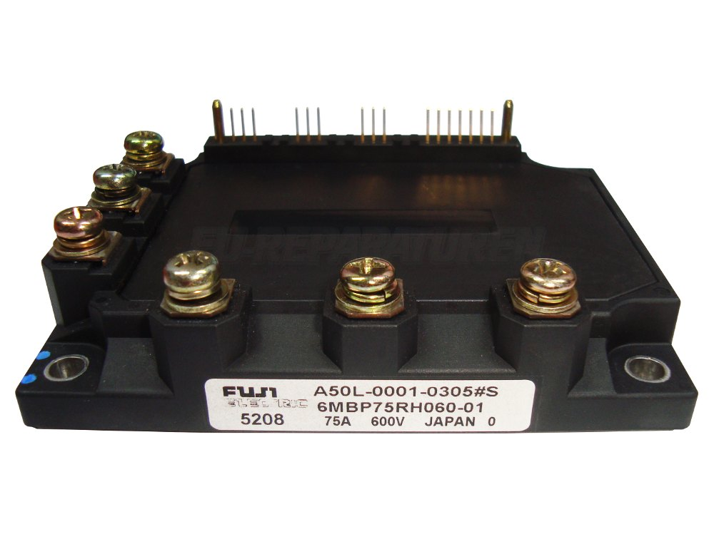 SHOP, Kaufen: FUJI ELECTRIC 6MBP75RH060-01 IGBT MODULE