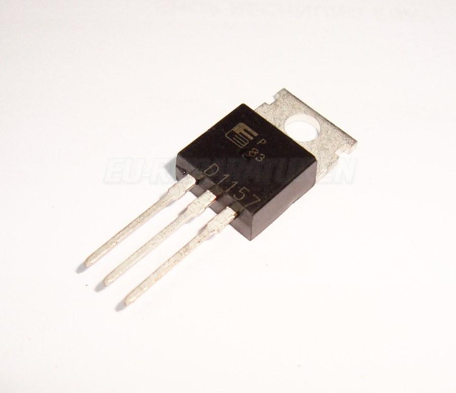 Weiter zum Artikel: FUJI ELECTRIC 2SD1157 TRANSISTOR