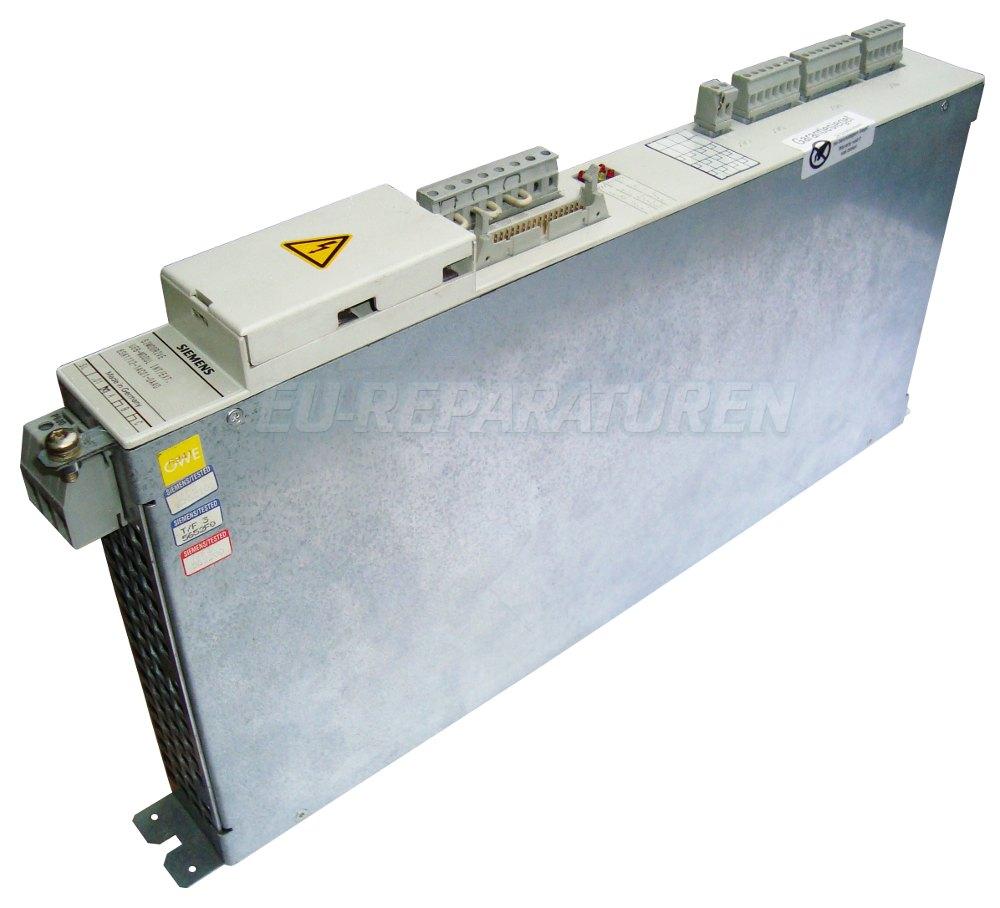 VORSCHAU: SIEMENS 6SN1112-1AC01-0AA0 POWER SUPPLY