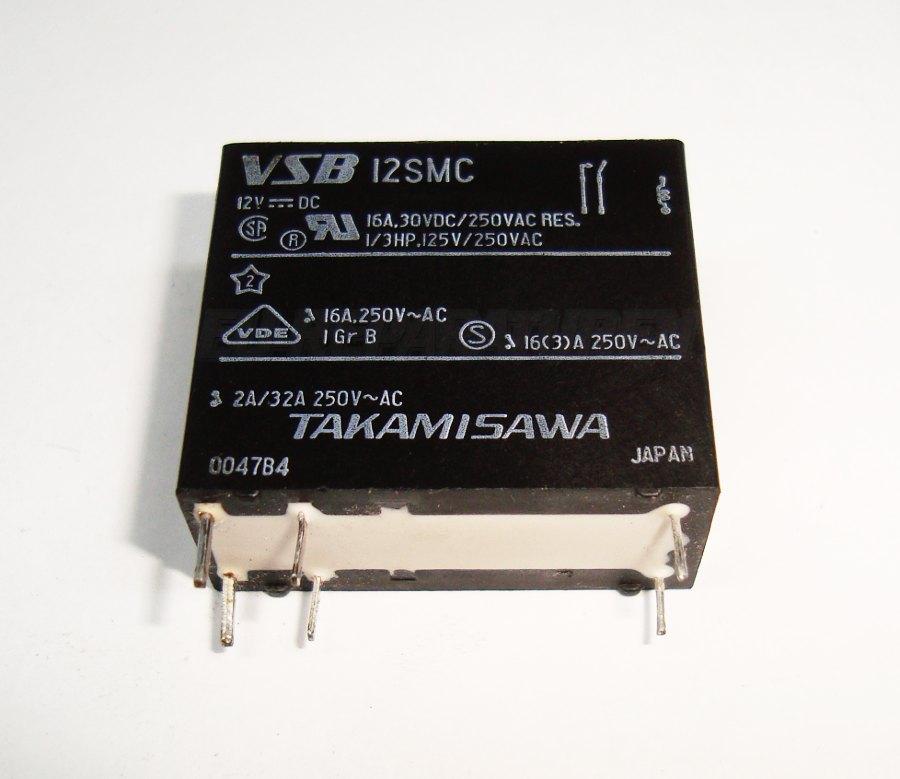 Weiter zum Artikel: TAKAMISAWA VSB12SMC KONTAKTOR