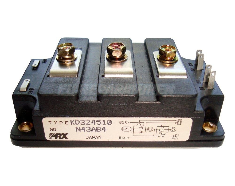 SHOP, Kaufen: POWEREX KD324510 TRANSISTOR MODULE