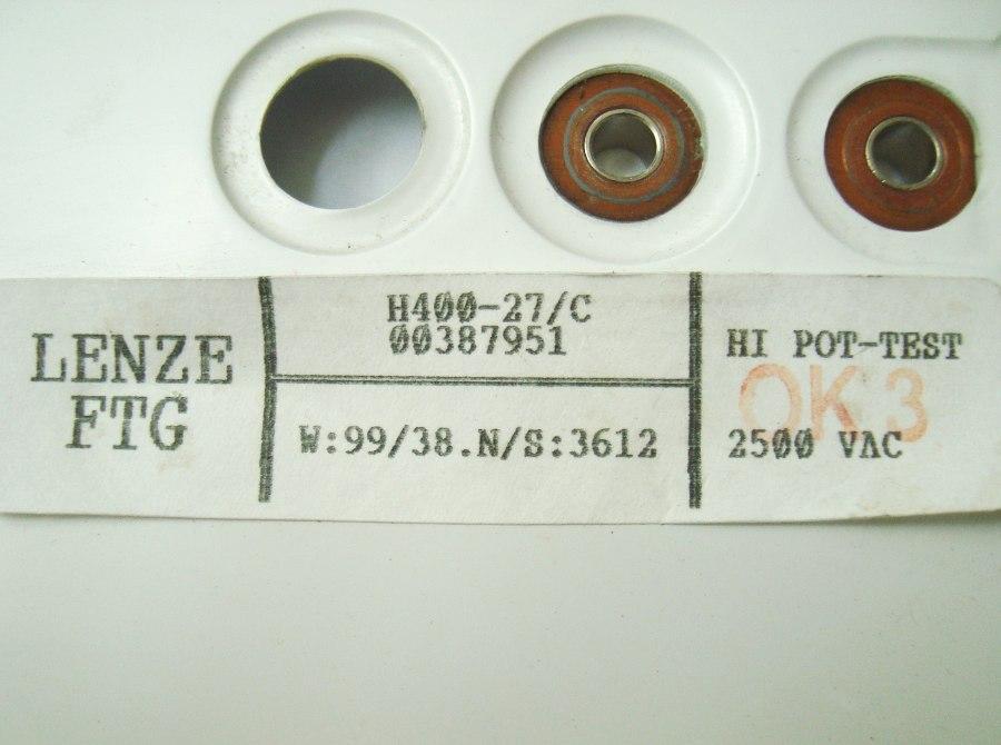 VORSCHAU: LENZE H400-27-C BOARD