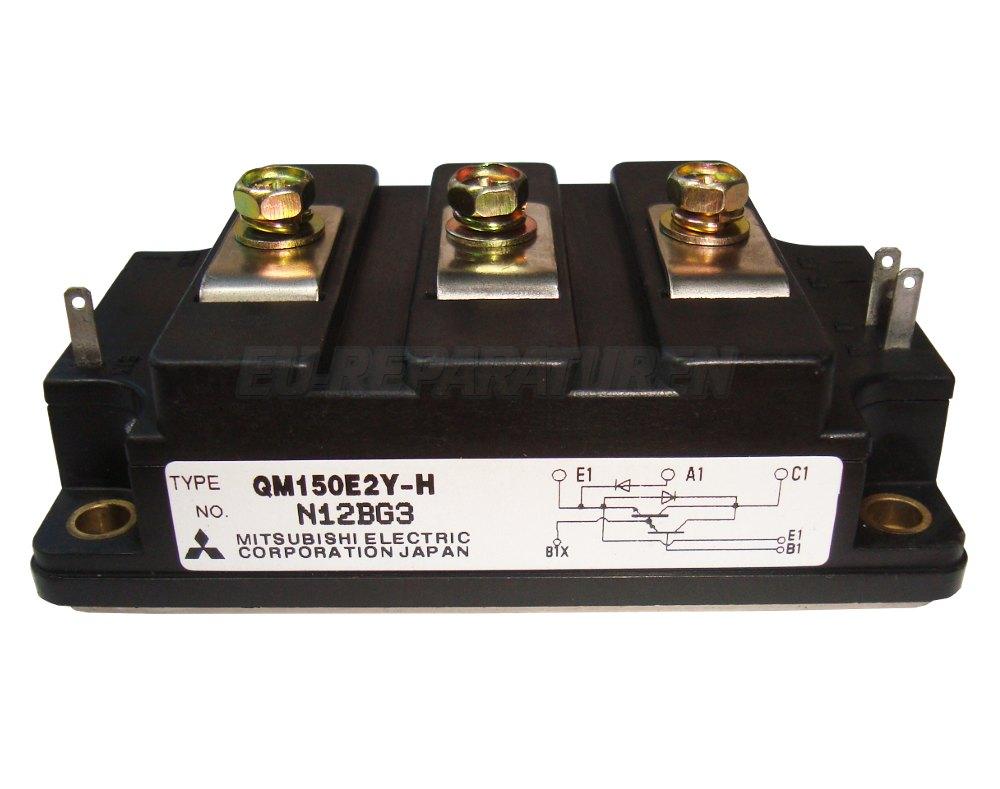 SHOP, Kaufen: MITSUBISHI ELECTRIC QM150E2Y-H TRANSISTOR MODULE