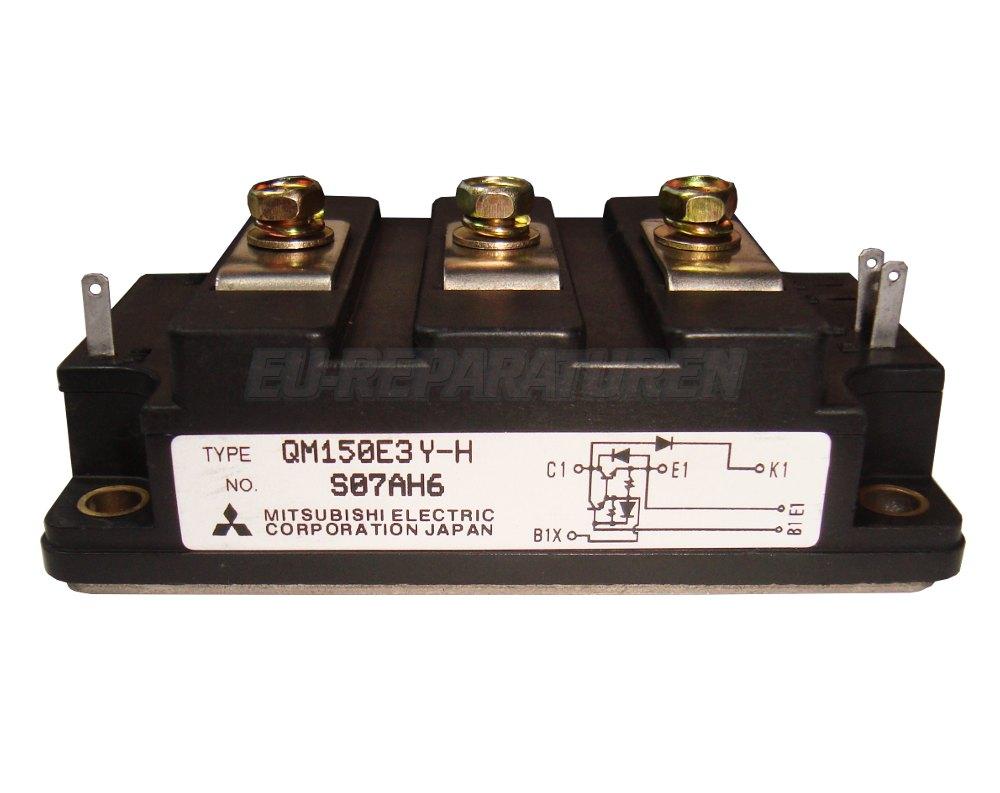 SHOP, Kaufen: MITSUBISHI ELECTRIC QM150E3Y-H TRANSISTOR MODULE