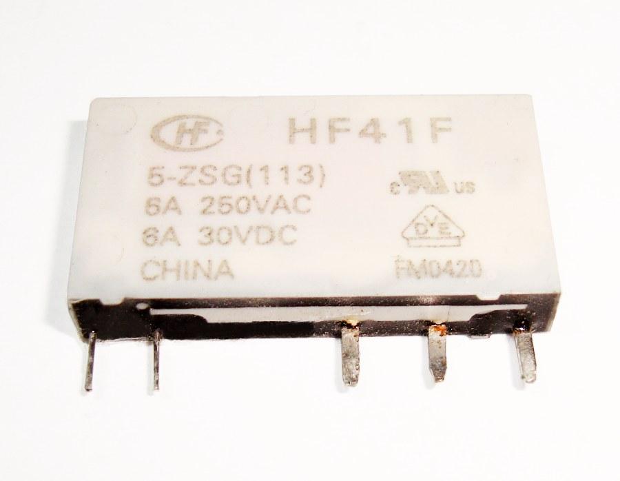 Weiter zum Artikel: HONGFA HF41F KONTAKTOR