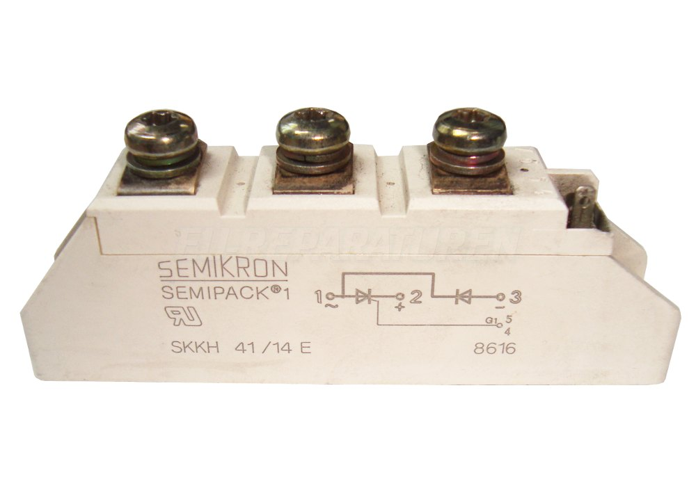 SHOP, Kaufen: SEMIKRON SKKH41/14E THYRISTOR MODULE