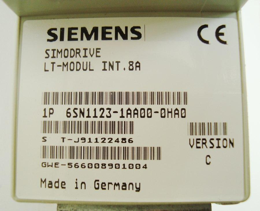 SHOP, Kaufen: SIEMENS 6SN1123-1AA00-0HA FREQUENZUMFORMER