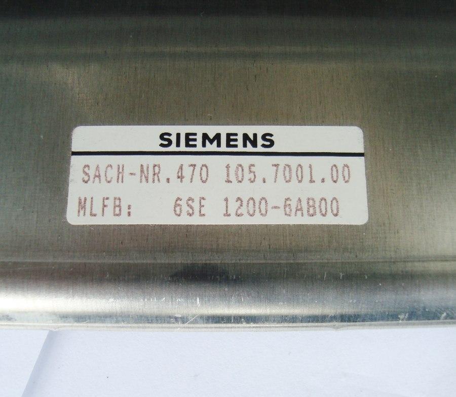 SHOP, Kaufen: SIEMENS 6SE1200-1GA31-2 BOARD