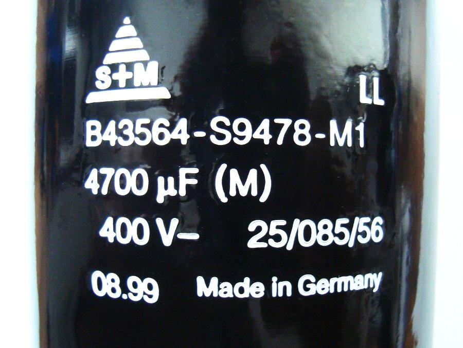 VORSCHAU: EPCOS B43564-S9478-M1 KONDENSATOR