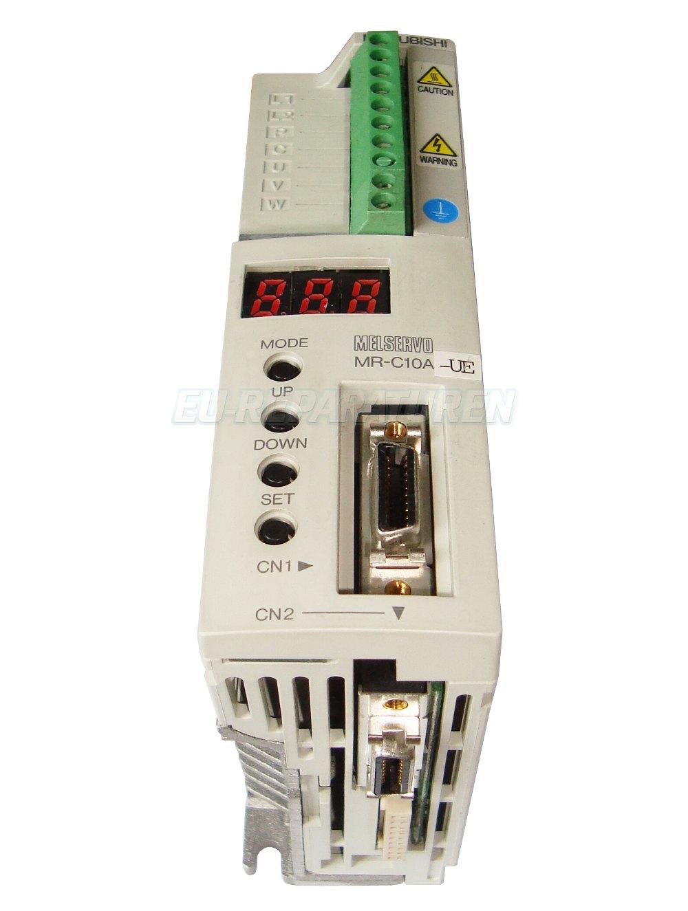 Weiter zum Artikel: MITSUBISHI ELECTRIC MR-C10A-UE FREQUENZUMFORMER