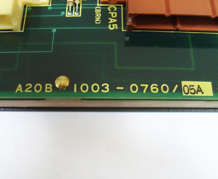 SHOP, Kaufen: FANUC A02B-0100-B501 BOARD